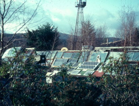 solar energy display