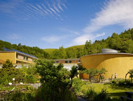 Wales Institute for Environmental Education (WISE) building